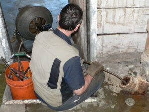 Sewer Repair in Compton